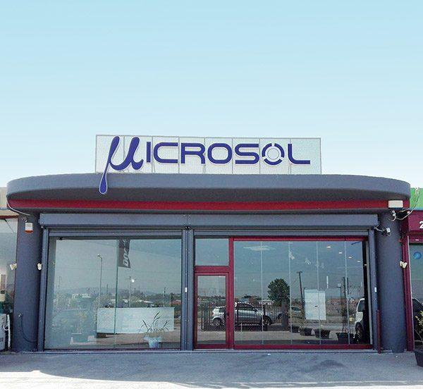 εταιρία microsol
