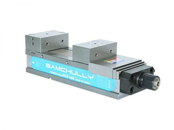 υδραυλική μόρσα Samchully Standard Power Vise