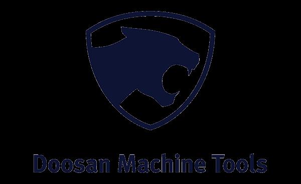 Doosan machine tools logo clear partner